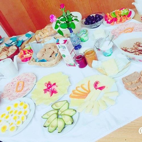 Bild zum Weblog Frauenfrühstück in Linz