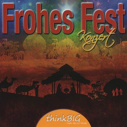 """Bild zum Weblog Neue CD von thinkBIG """"Frohes Fest"""""""