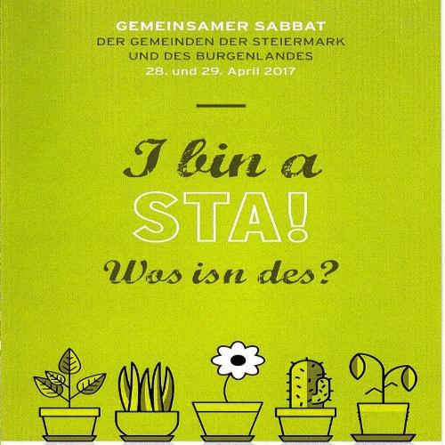 Bild zum Weblog I bin a STA! Wos isn des?