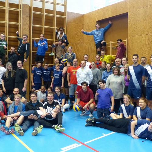 Bild zum Weblog 37. Internationales Volleyballturnier des VAS