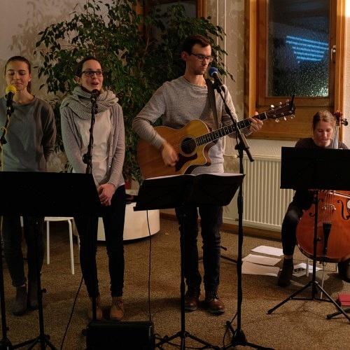 Bild zum Weblog Musikalischer Abend