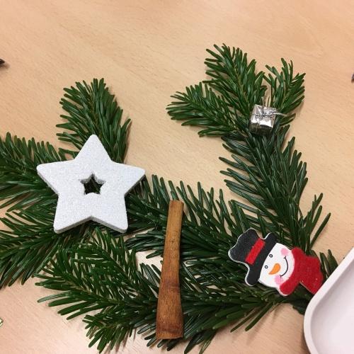 Bild zum Weblog Besinnliche Adventfeier im Rathaus Tulln