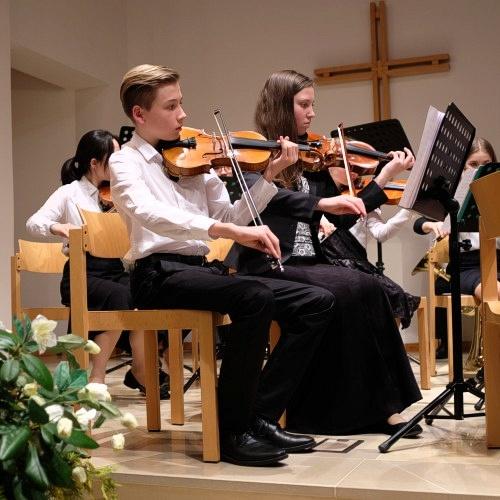 Bild zum Weblog Orchesterkonzert