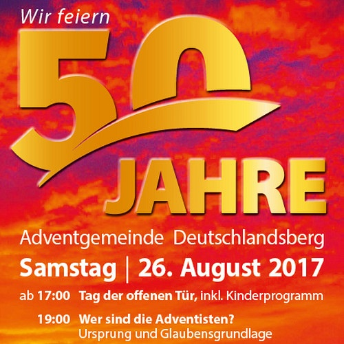 Bild zum Weblog 50-Jahr-Jubiläum