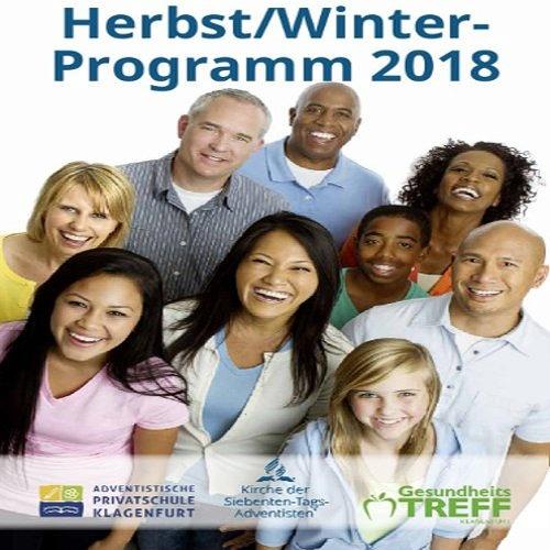 Bild zum Weblog Herbst/Winter-Programm 2018