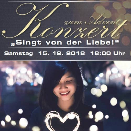 Bild zum Weblog Konzert zum Advent