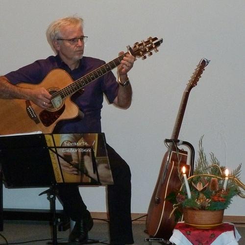 Bild zum Weblog Advent-Gitarrenkonzert mit Pierre Intering