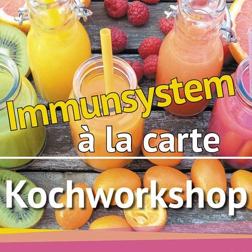 Bild zum Weblog Immunsystem à la carte
