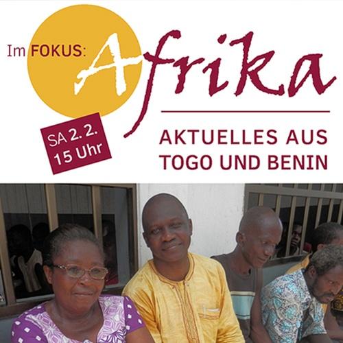 Bild zum Weblog Im Fokus: Afrika - Aktuelles aus Togo und Benin