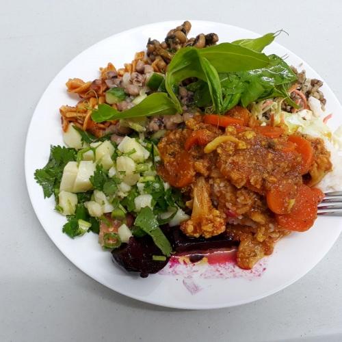 Bild zum Weblog Einladung zum Mittagessen für Menschen in Not