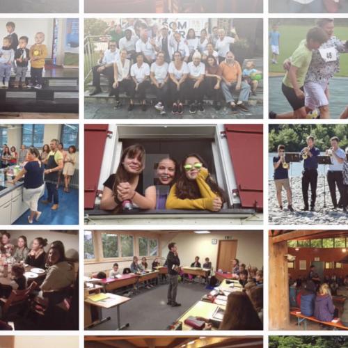 Bild zum Weblog 100 Jahrfeier Adventgemeinden Vorarlberg