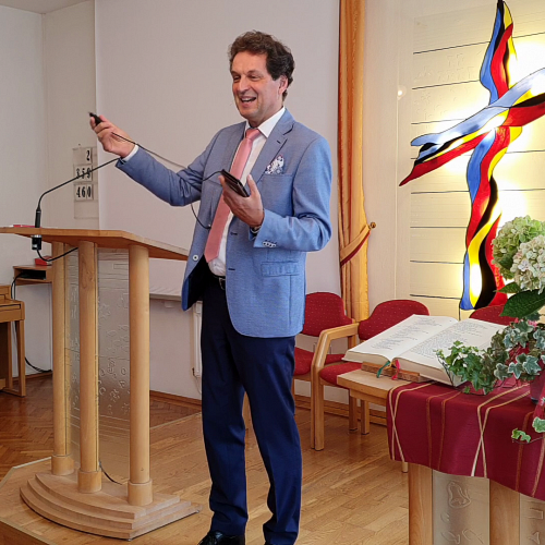 Bild zum Weblog Geistliche Kraft tanken