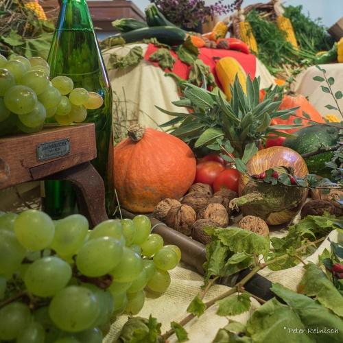 Bild zum Weblog Erntedankfest