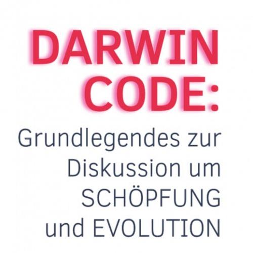 Bild zum Weblog DARWIN CODE: Schöpfung - Evolution?